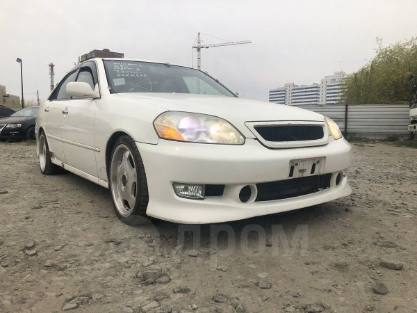 Toyota Mark II, 2001 год, 175 000 руб.
