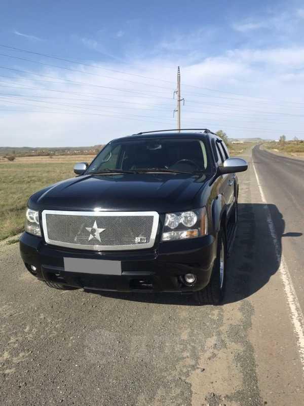 Chevrolet Tahoe, 2008 год, 990 000 руб.