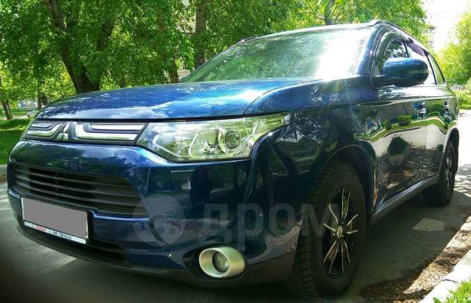 Mitsubishi Outlander, 2013 год, 980 000 руб.