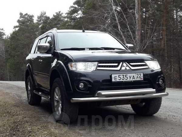 Mitsubishi Pajero Sport, 2013 год, 1 245 000 руб.