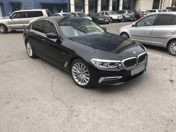 BMW 5-Series, 2018 год, 2 850 000 руб.