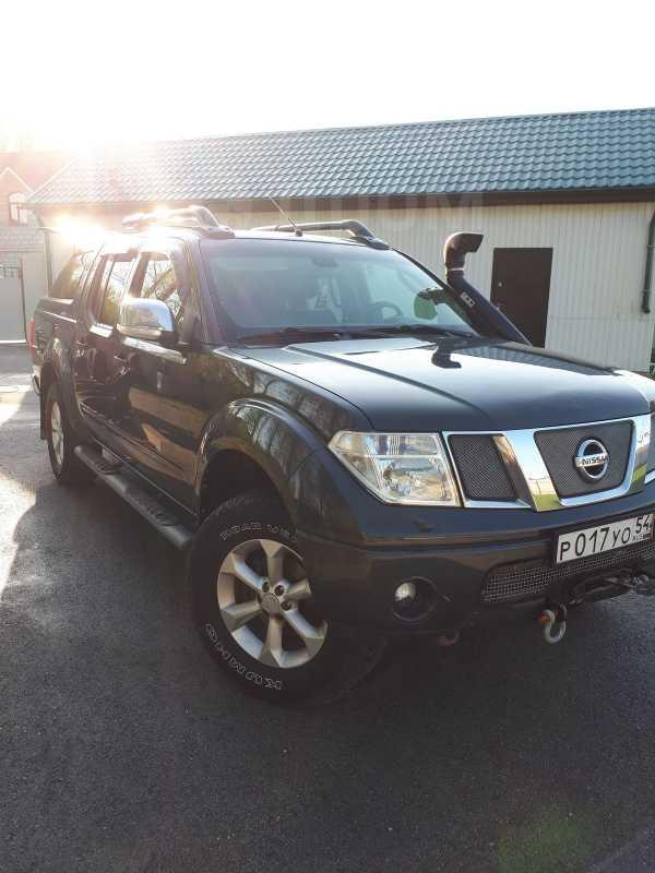 Nissan Navara, 2007 год, 745 000 руб.