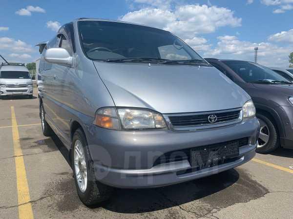 Toyota Granvia, 1998 год, 415 500 руб.