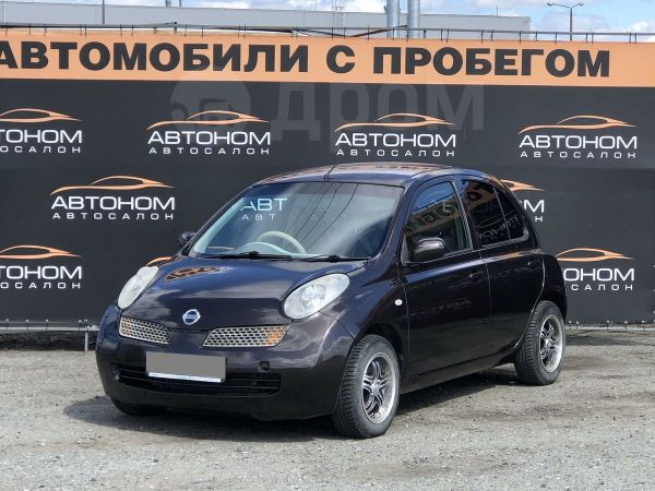 Nissan March, 2004 год, 199 000 руб.