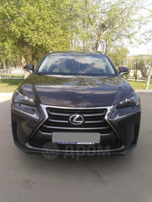 Lexus NX200t, 2015 год, 2 200 000 руб.