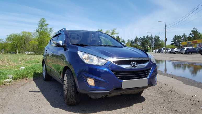 Hyundai Tucson, 2010 год, 685 000 руб.