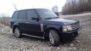 Магадан Range Rover 2004