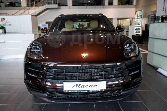Porsche Macan, 2018 год, 4 690 000 руб.