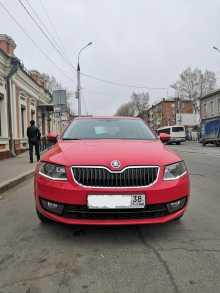 Иркутск Skoda Octavia 2013