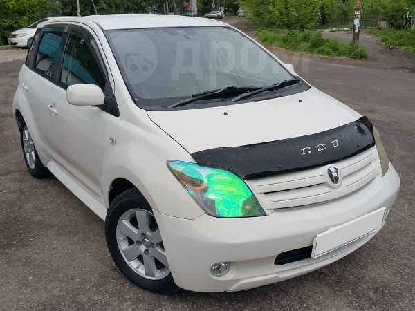 Toyota ist, 2003 год, 339 000 руб.