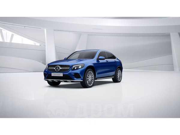 Mercedes-Benz GLC Coupe, 2019 год, 4 142 505 руб.