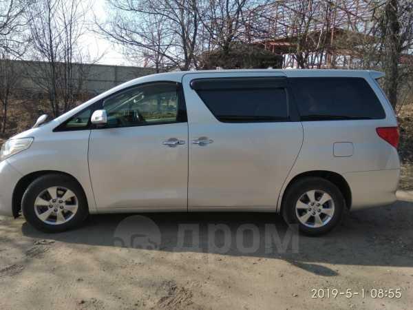 Toyota Alphard, 2009 год, 1 190 000 руб.
