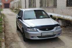 Hyundai Accent, 2005 г., Челябинск