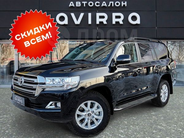 Toyota Land Cruiser, 2019 год, 4 685 000 руб.