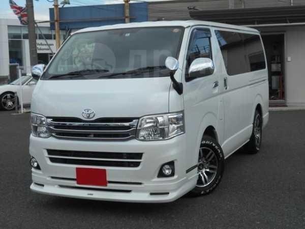 Toyota Hiace, 2016 год, 1 089 000 руб.