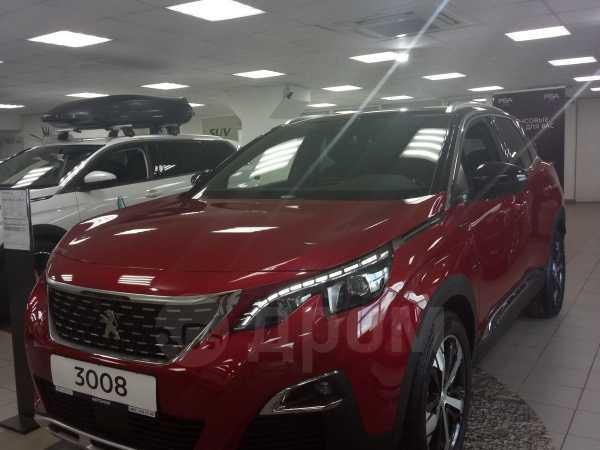 Peugeot 3008, 2019 год, 2 398 000 руб.