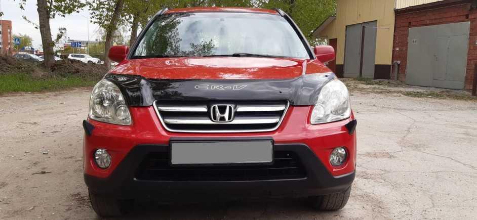 Honda CR-V, 2005 год, 655 000 руб.