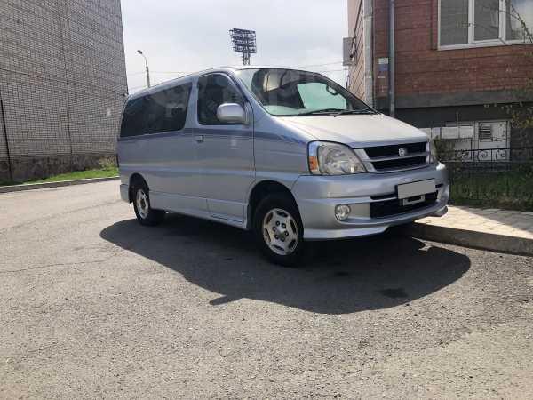 Toyota Hiace Regius, 1999 год, 589 000 руб.