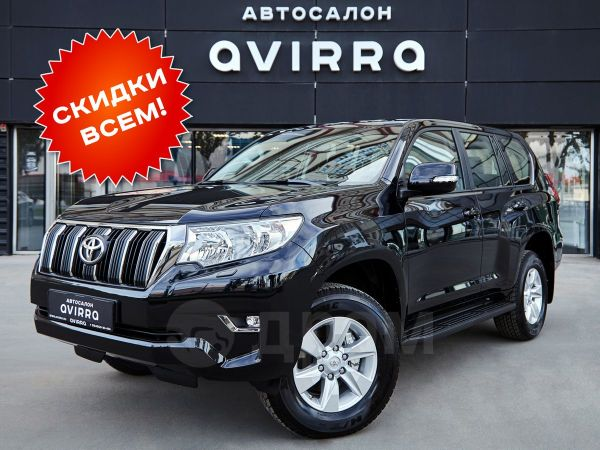 Toyota Land Cruiser Prado, 2019 год, 2 990 000 руб.