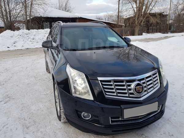 Cadillac SRX, 2013 год, 1 550 000 руб.