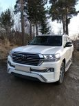 Toyota Land Cruiser, 2016 год, 4 150 000 руб.