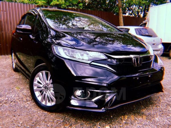 Honda Fit, 2017 год, 1 250 000 руб.