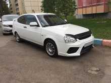 Красноярск Лада Приора 2012