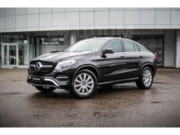 Mercedes-Benz GLE Coupe, 2019 год, 6 422 800 руб.