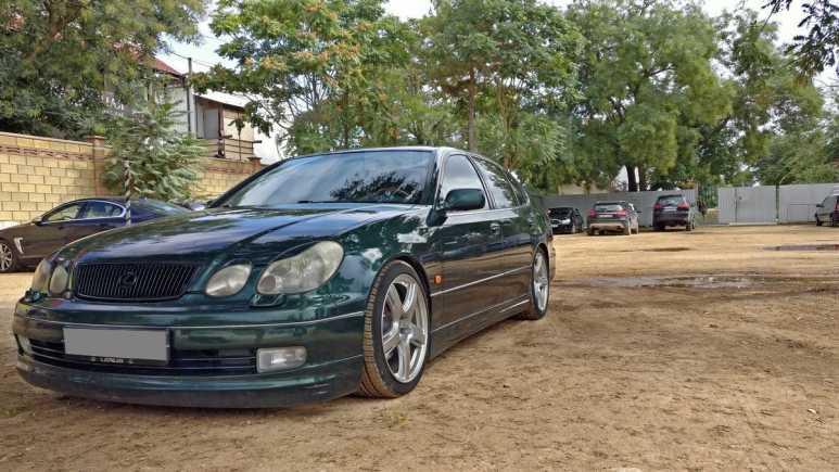 Lexus GS300, 2000 год, 555 000 руб.