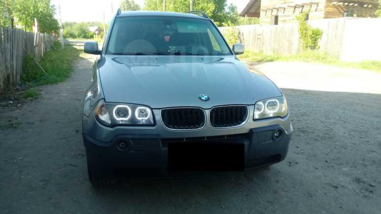 BMW X3, 2005 год, 550 000 руб.