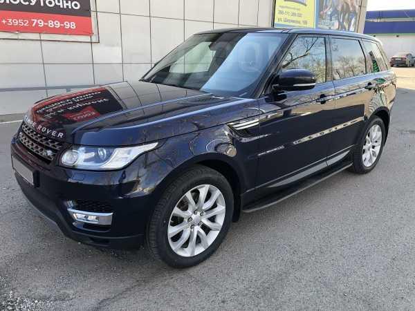 Land Rover Range Rover Sport, 2015 год, 2 950 000 руб.
