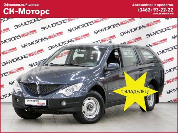 SsangYong Actyon Sports, 2010 год, 545 000 руб.