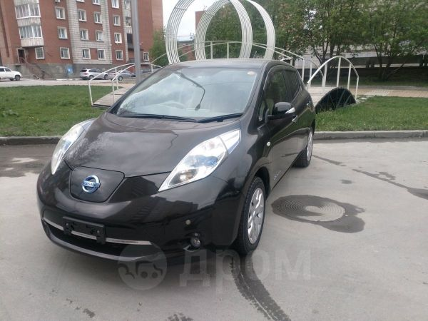 Nissan Leaf, 2011 год, 468 000 руб.