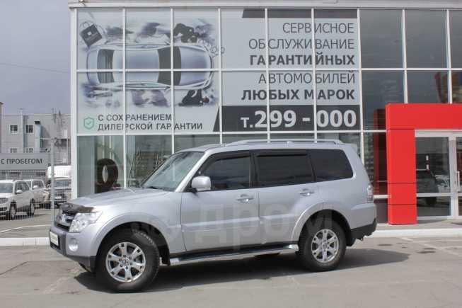 Mitsubishi Pajero, 2008 год, 999 000 руб.