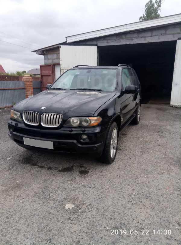 BMW X5, 2004 год, 400 000 руб.