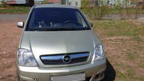 Братск Meriva 2006