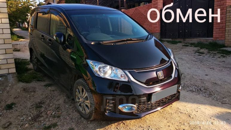 Honda Freed, 2012 год, 630 000 руб.