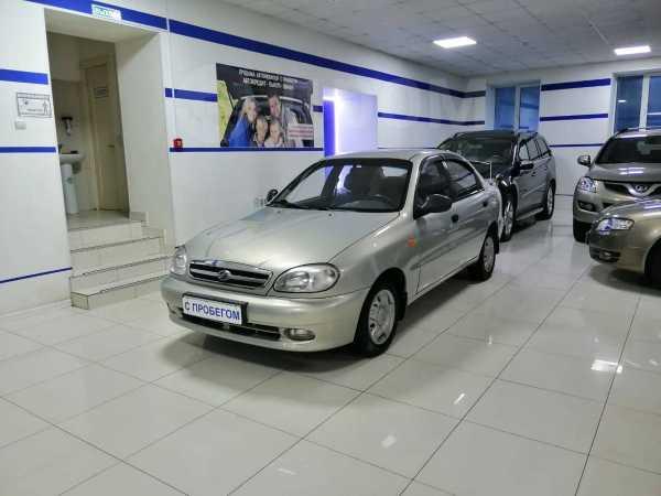 ЗАЗ Шанс, 2009 год, 165 000 руб.