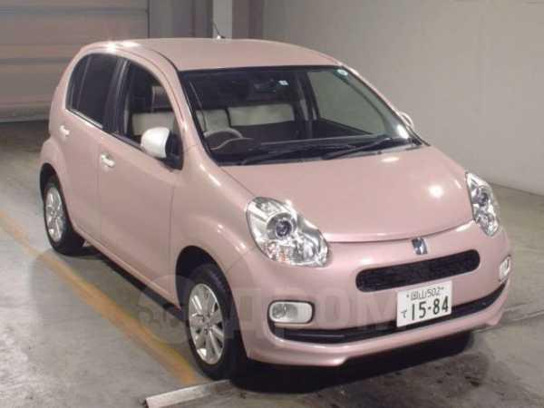 Toyota Passo, 2014 год, 390 000 руб.