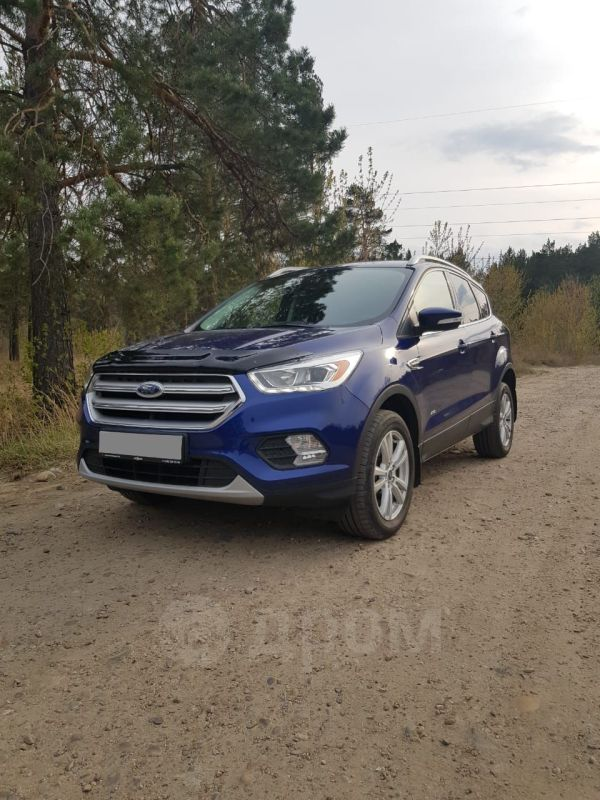 Ford Kuga, 2017 год, 1 417 000 руб.