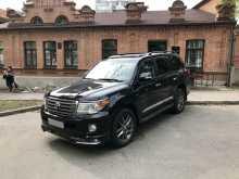 Хабаровск Land Cruiser 2013