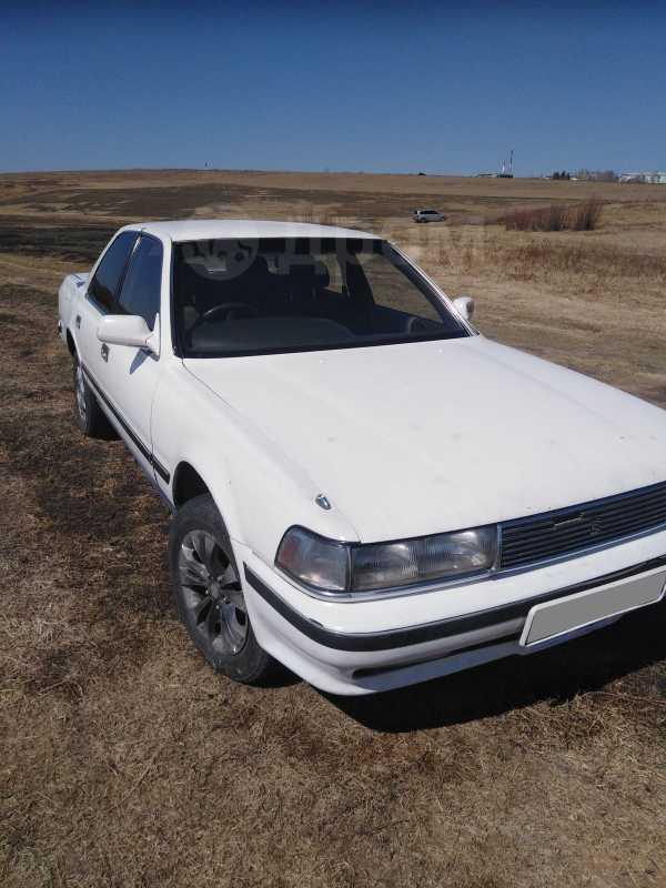 Toyota Cresta, 1989 год, 65 000 руб.