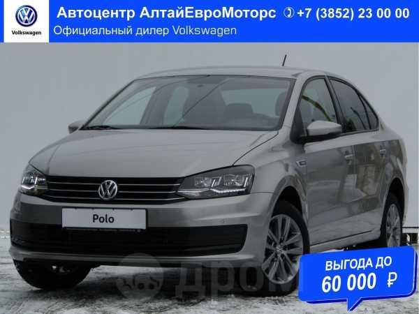 Volkswagen Polo, 2019 год, 922 700 руб.
