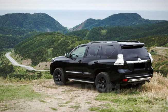 Toyota Land Cruiser Prado, 2012 год, 1 833 000 руб.