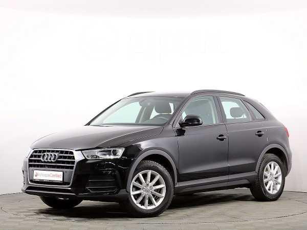 Audi Q3, 2017 год, 1 379 000 руб.