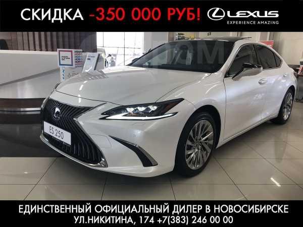 Lexus ES250, 2018 год, 3 569 500 руб.