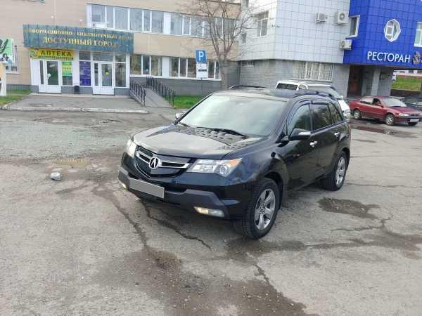 Acura MDX, 2007 год, 940 000 руб.