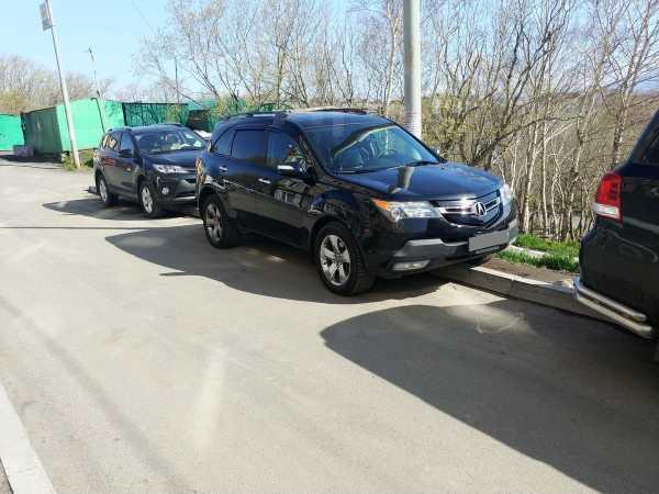 Acura MDX, 2007 год, 800 000 руб.