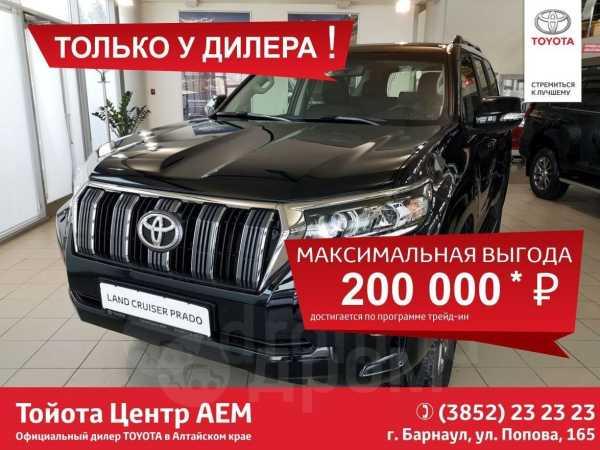 Toyota Land Cruiser Prado, 2018 год, 3 444 000 руб.