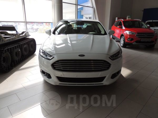 Ford Mondeo, 2018 год, 1 724 000 руб.